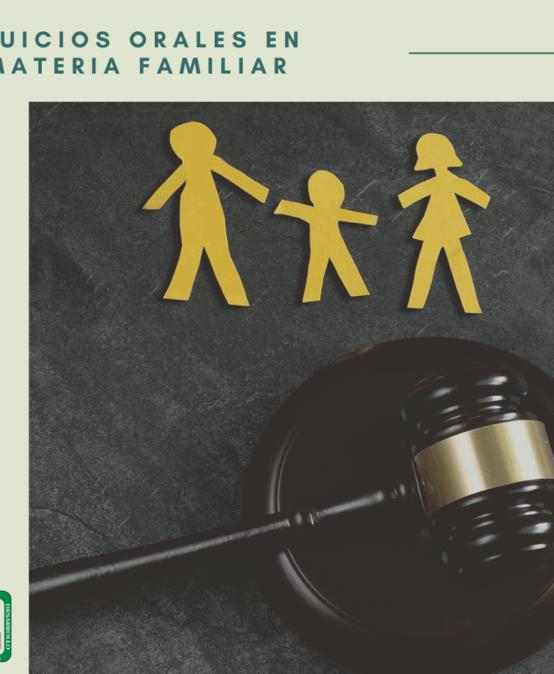Juicios Orales en Materia Familiar