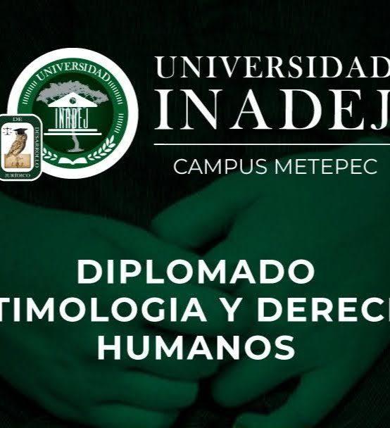Diplomado Victimología y Derechos Humanos